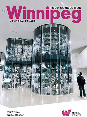 Winnipeg Tour Connections Planner