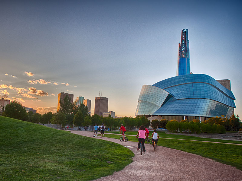 Top Reasons - Canadian Museum for Human Rights