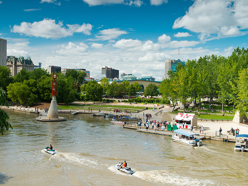 Top Reasons - The Forks
