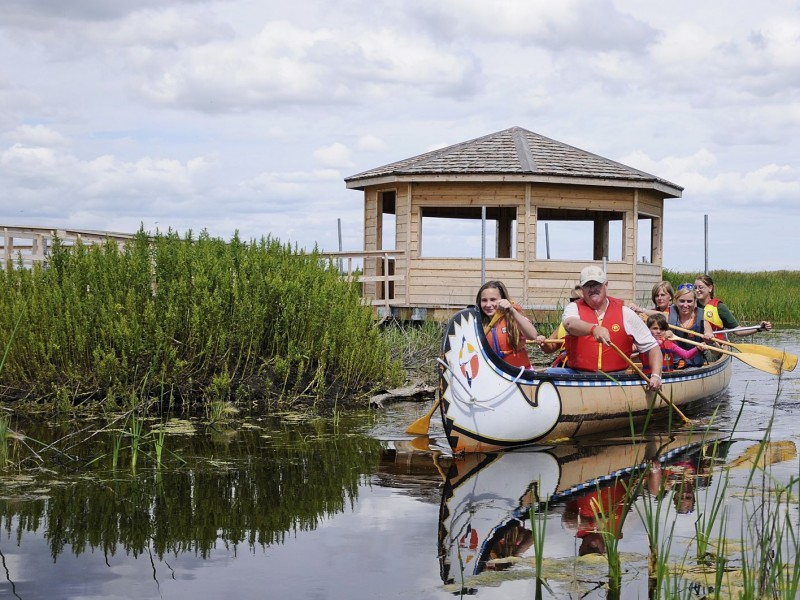Top Reasons - Oak Hammock Marsh
