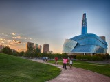 7. The Canadian Museum for Human Rights