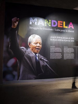 Mandela Exhibition:  A Must - representative image