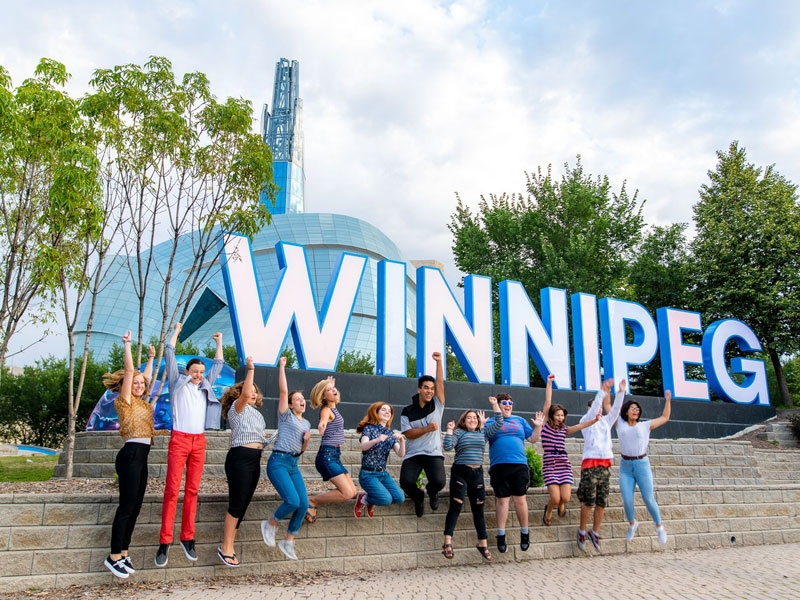 Choose Winnipeg - representative image